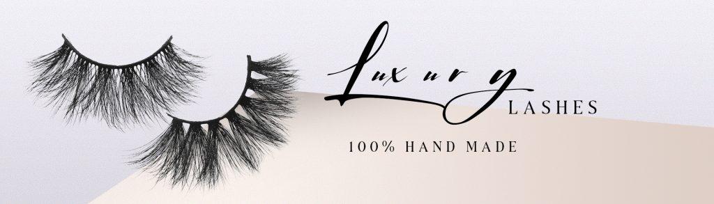 Luxury Lashes from lydia lashes wholesale mink lashes vendor