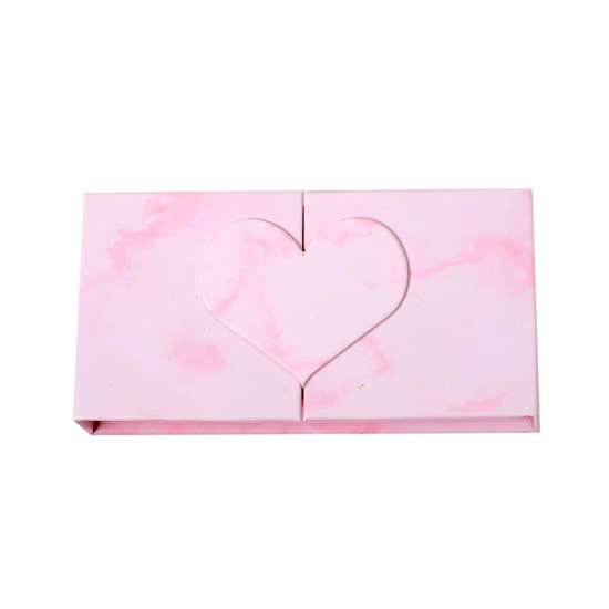 cute pink eyelash packaging
