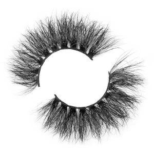 messy mink lashes X57L