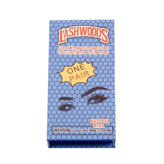 wholesale lashwoods box